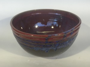 Bowl Red 4